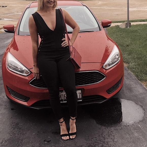 iris Dresses & Skirts - Sexy Black Romper suit